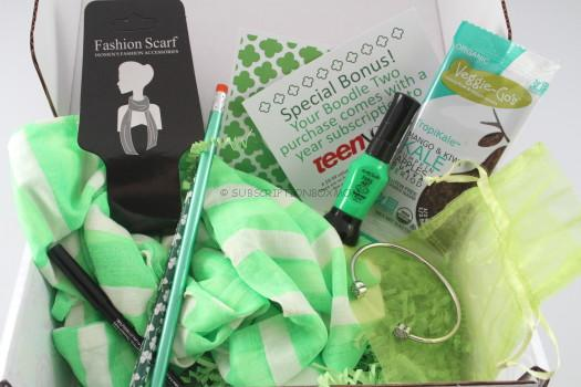 The Boodle Box March 2015 Review