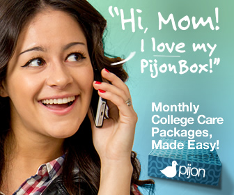 Pijon Subscription Deal - Buy April Get May for $9.99!