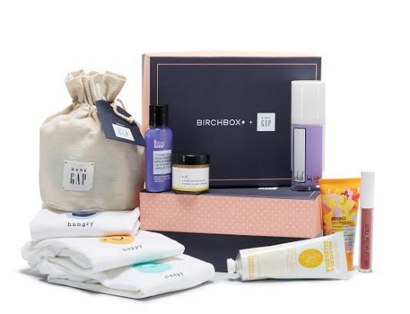 babyGap +Birchbox Limited Edition Box