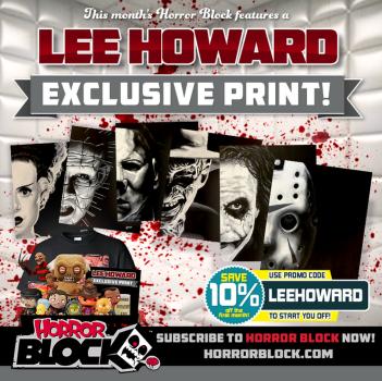 Exclusive Lee Howard Print