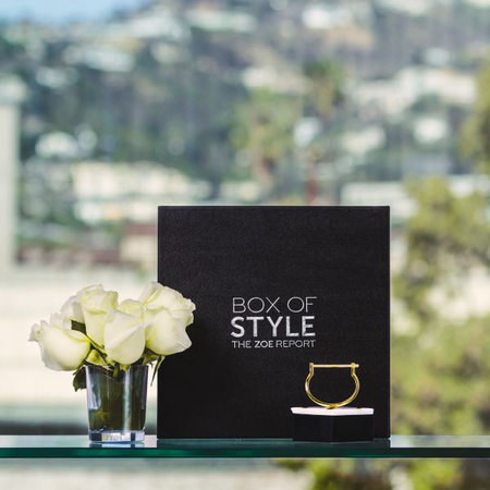Rachel Zoe Box of Style + Spoiler - Now Available