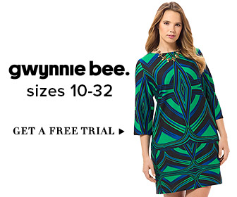 Get a Free Trial. Gwynnie Bee. Sizes 10-32. Try It Now.