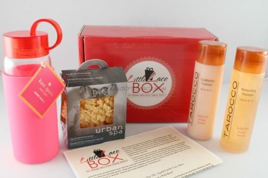 Little Lace Box March 2015 Review + Coupon