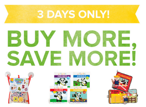 Citrus Lane Buy More Save More - 3 Day Sale