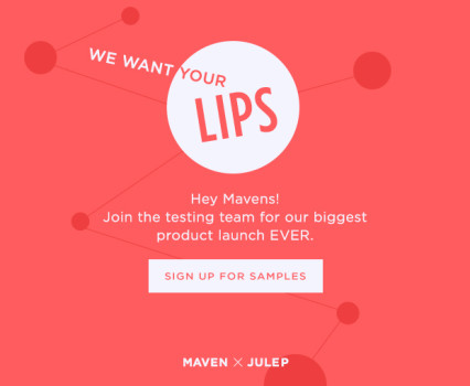 Become a Julep Product Tester + Free Spring Box
