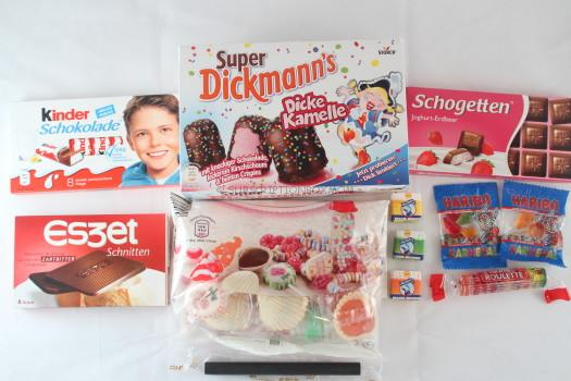 Candy German February 2015 Review