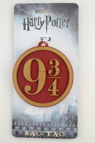 Bioworld Luggage Tag Harry Potter