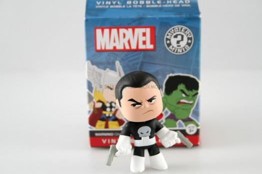 Marvel Mystery Mini The Punisher (2/24) Bobble head