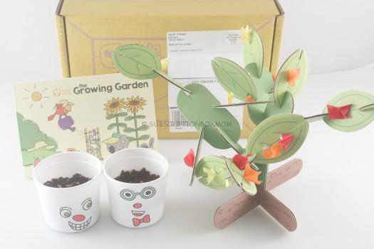 "Koala Crate April 2015 Review ""Garden"" + $10.00 Coupon Code"