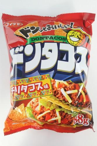 Don Tacos Chili Taco Chips