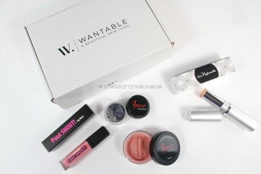 Wantable Makeup June 2015 Review