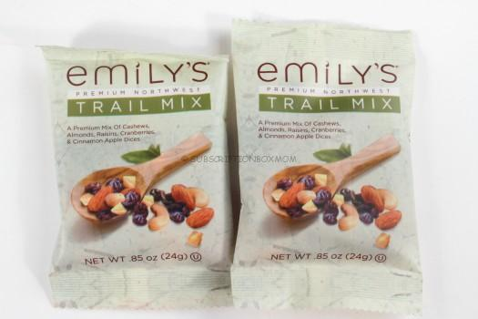 Northwest Trail Mix y Emily's