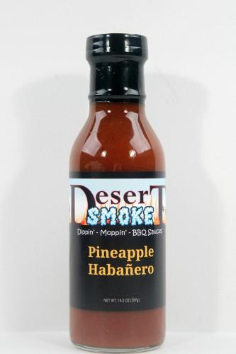 Desert Smoke Pineapple Habanero