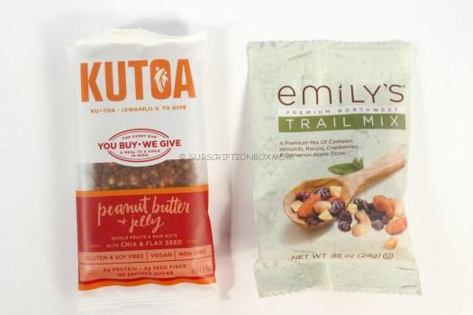 Kutoa Peanut Butter + Jelly Bar