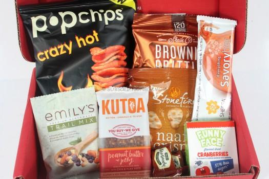 Love with Food June 2015 Tasting Box Review
