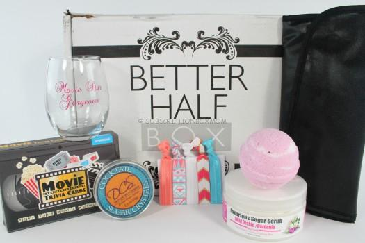 Better Half Box Review - Gals Box