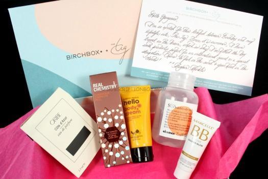 Birchbox June 2015 Review
