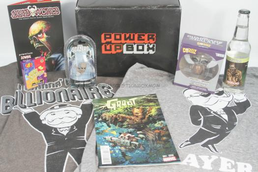 Power Up Box June 2015 Review