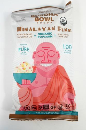 Buddha Bowl Himalayan Pink Popcorn by Lesser Evil: