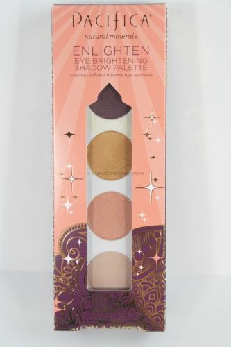 Pacifica Enlighten Eye Brightening Shadow Palette