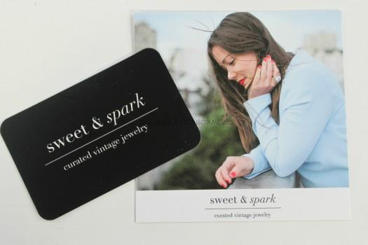 Sweet & Spark $30.00 Gift Card