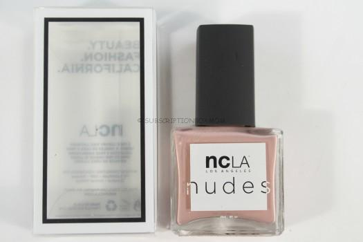 NCLA Nail Lacquer Nudes in Volume IV