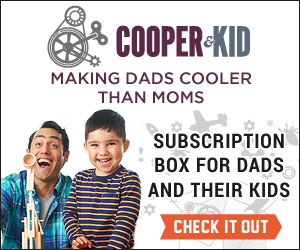 Cooper + Kid A Free Shirt Or Onesie + $10.00 Coupon