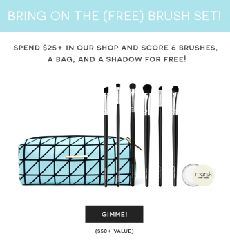 Beauty Box 5 Free Trina Gift Set with Purchase