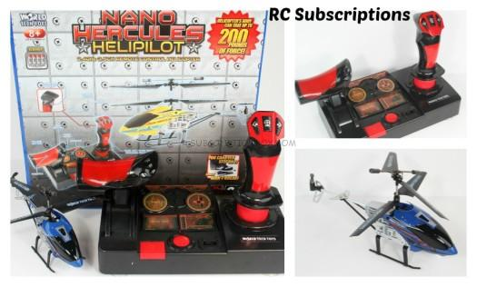 RC Subscription Review