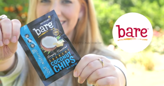 Bare Simply Toasted Coconut Chip