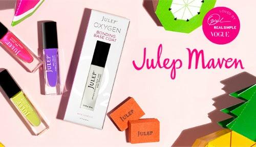 Free Julep Maven Treat Me Welcome Box