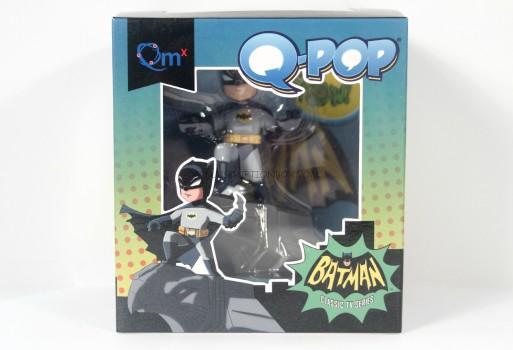 Exclusive TV Series Batman Q-POP Figure