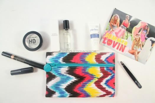 Ipsy July 2015 Review