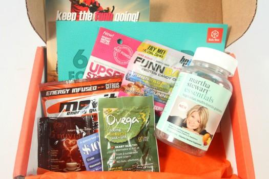 Bulu Box July 2015 Review