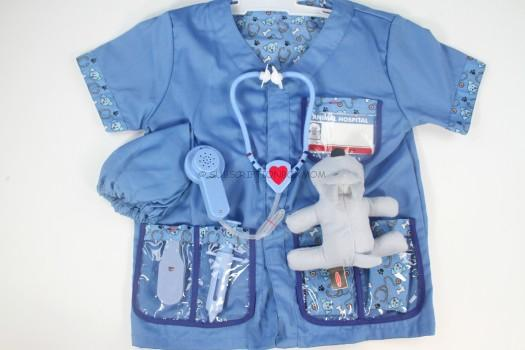 Melissa and Doug Veterinarian Dress Up Costume