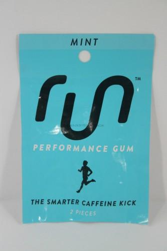 Run Performance Caffeine Gum