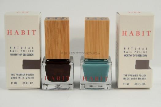 HABIT Cosmetics Natural Nail Polish