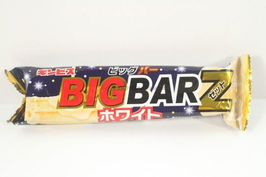 Big Bar Z White Choco