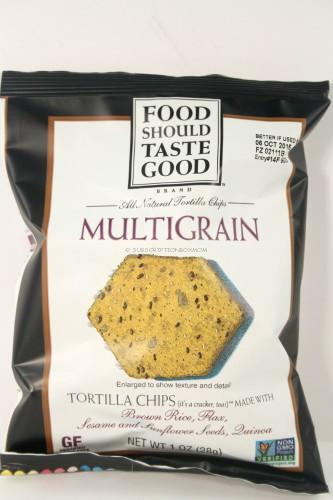 ood Should Taste Good Tortilla Chips