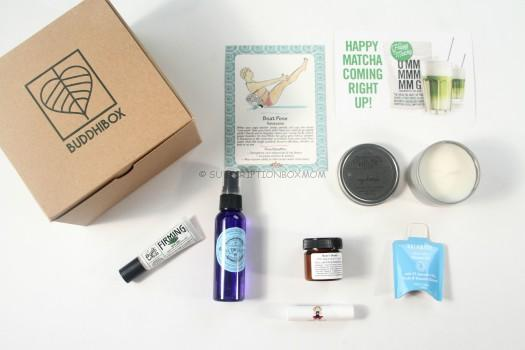 Buddhibox July 2015 Review