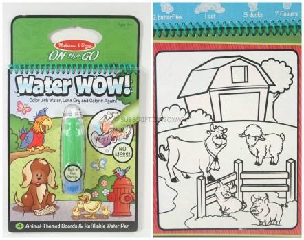 Water WOW! Animals