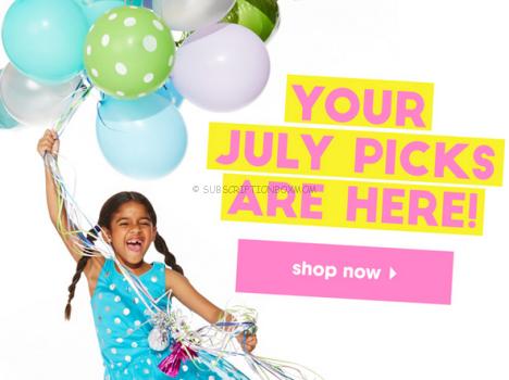 July 2015 Fab Kids