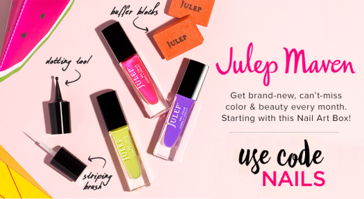 Free Julep Nail Art Box + More Free Boxes