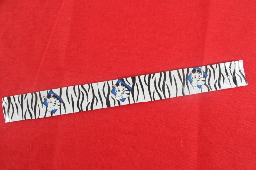Zoo Animal Slap Bracelet