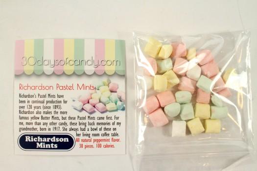 Richardson Pastel Mints: