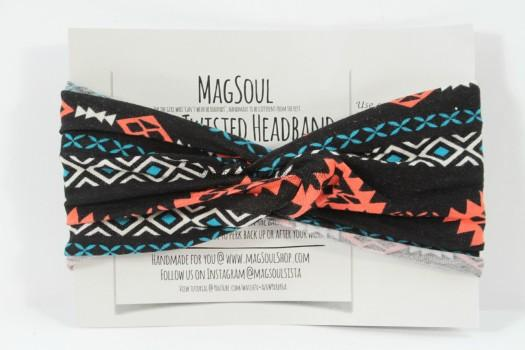 KnotTwisted Headband by Magsoul
