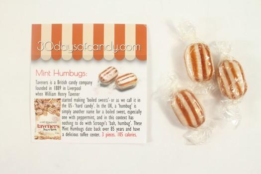 Mint Humbugs: