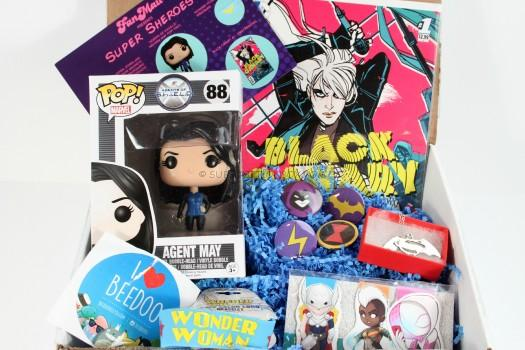 FanMail Review August 2015