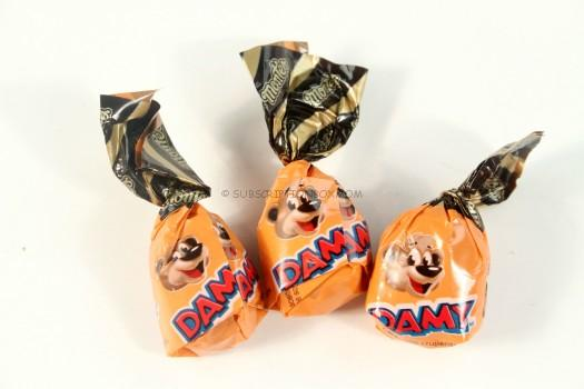 Damys Peanut Butter Candies
