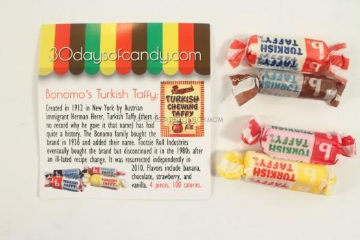 Bonomo's Turkish Taffy